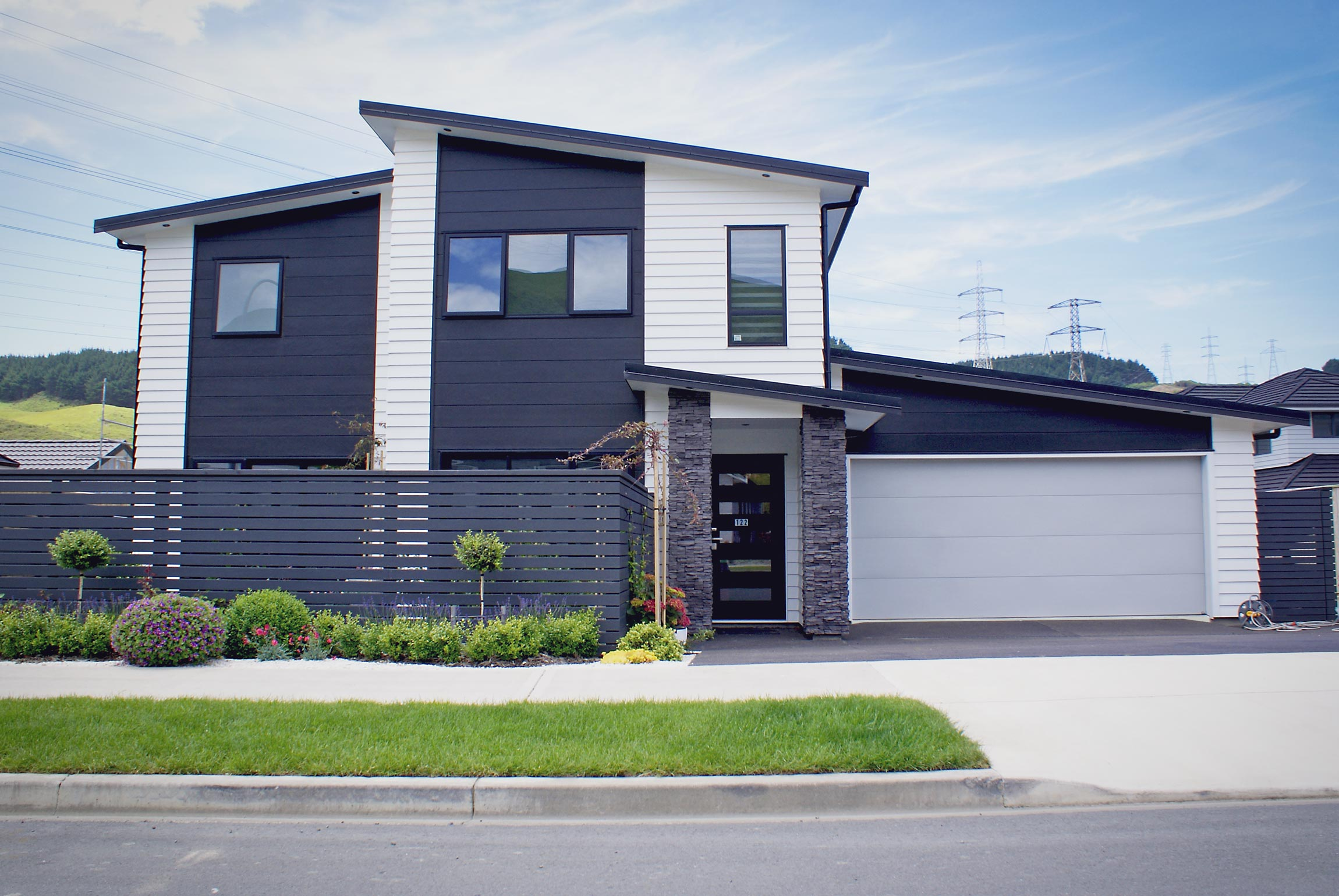 new homes in churton park wellington sections
