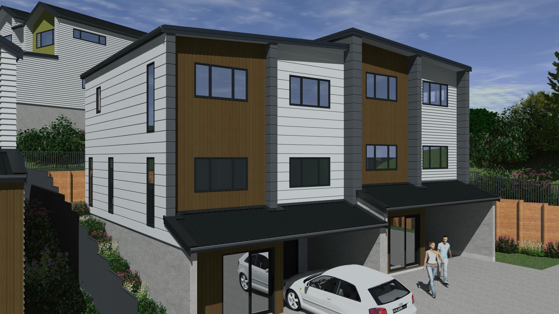 new homes kenepuru