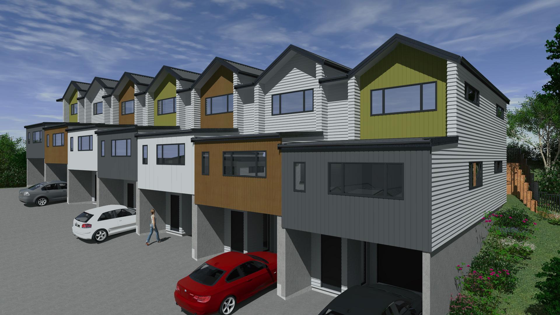 new homes kenepuru raiha street